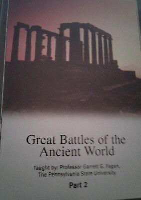 Great Courses Great Battles of the Ancient World