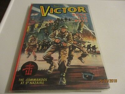 victor book for boys 1964 excellent. n/m condition.