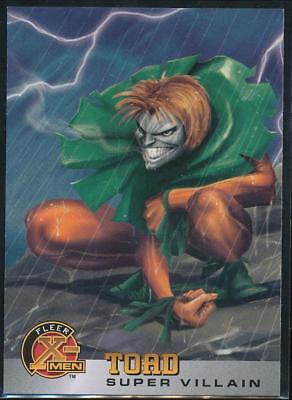 1996 X-Men Trading Card #79 Toad