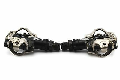SHIMANO PD-M520 DUAL Sided Dual Entry Spd Mountain Bike Pedals