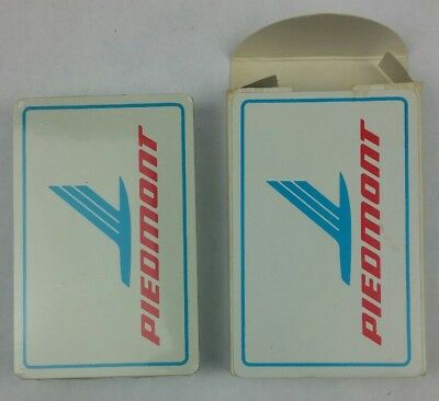 Piedmont Airlines Custom Playing Cards Sealed Deck Vintage