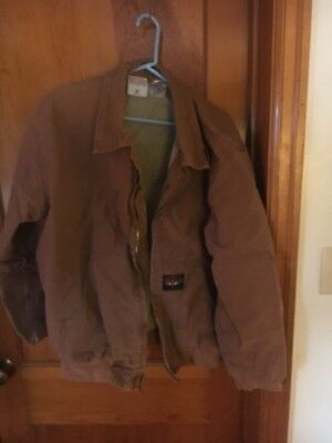 RASCO Quilted XL FR Jacket Brown