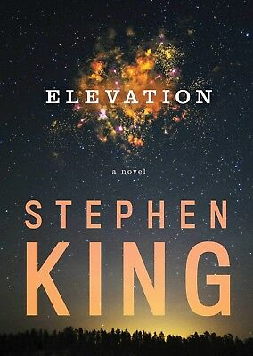 Elevation by Stephen King Hardcover Mystery Thriller 1982102314 FREE SHIPPING