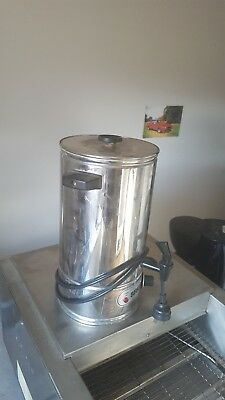 Birko Stainless Steel Hot Water Boiler Urn - 8L