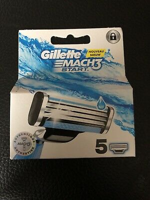 gillette mach 3 Start NEW
