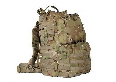 US Army OCP OEF MULTICAM MOLLE II Outdoor Trekking MEDIUM PACK w. FRAME Rucksack