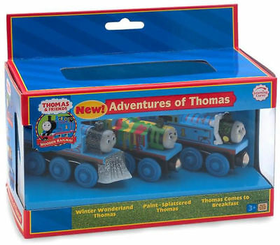 Thomas & Friends  Adventures Of Thomas 2005 1St Year Release W/ Character Cards