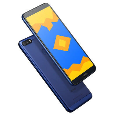 """Global Huawei Honor 7C 3Go+32Go 5.99"""" 4G Téléphone Android 8.0 Face ID Octa Core"""