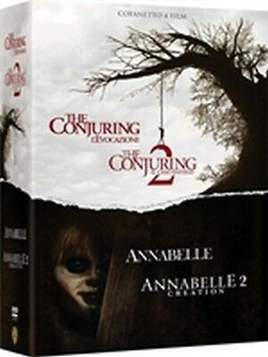 The Conjuring Collection (4 DVD)