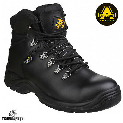 Amblers Moorfoot AS335 S3 M SRC Metatarsal Protector Steel Toe Cap Safety Boots