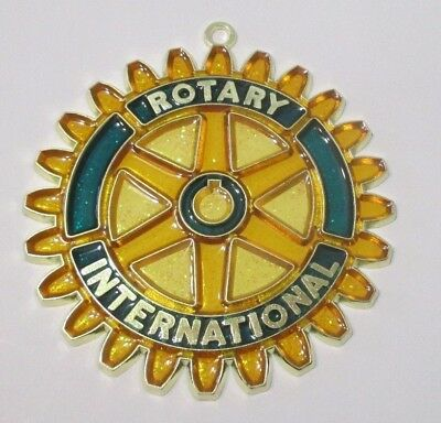 Rotary Club International Suncatcher   (Fraternal Club Group)