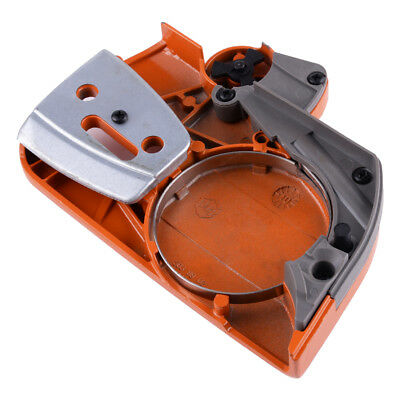 Chain Clutch Brake Sprocket Cover Fit for Husqvarna 340 345 353 357 359 Chainsaw