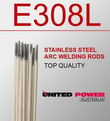10 RODS  1.6mm E308L Stainless Steel Arc Welding Rod **TOP QUALITY** ELECTRODES