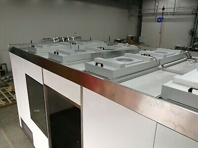 Cleanroom for sale clean room class 100 ISO 5