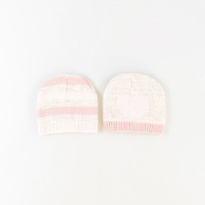 Pack 2 gorros color Rosa marca Early days 0 Meses  516507