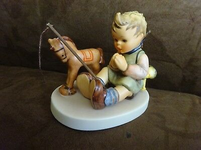 """Hummel Playful Blessing #658 Exclusive Edition, 3 5/8"""" MIB 1992"""