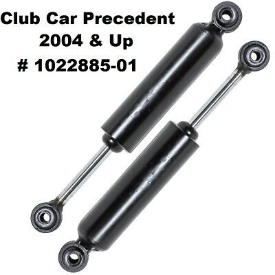 2 Club Car Precedent Front Shock Absorbers 2004 Up Gas & Electric 1022885-01