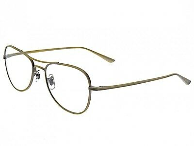 New Authentic RxAble OLIVER PEOPLES The Row Executive Suite Gold Metal 53mm