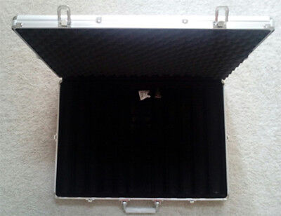 Poker Chip Case 1000 chip capacity heavy gauge aluminum