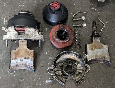 SEA DOO 787 800 exhaust power rave valve valves blade GTX SPX XP GSX  Challenger