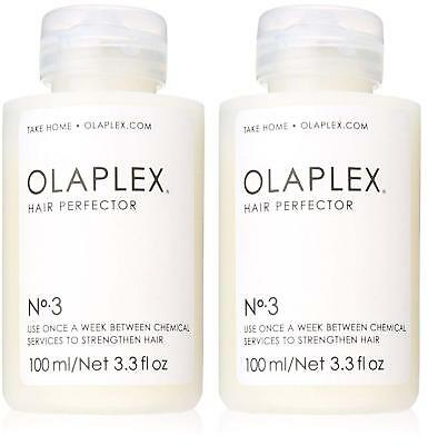 Olaplex Hair Perfector No 3 Repairing Treatment, 3.3 Oz (Pack of 2) …