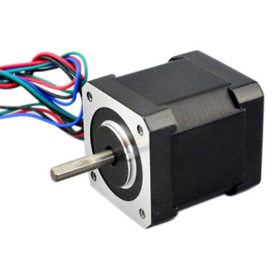 Metal Nema 17 Stepper Motor Bipolar 2A 59Ncm Body 4-lead 3D Printer Hot 42mm