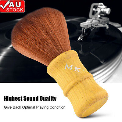 Professional LP Vinyl Record Cleaning Cleaner Anti Static Record Dust Remover AU