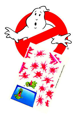 Replacement sticker/labe/decal Kenner Ghostbusters DIE CUT Ecto-1a Slime window