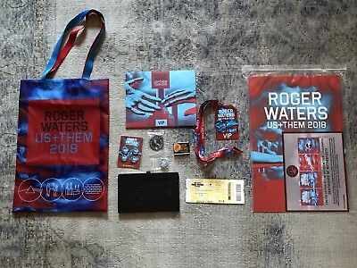 Roger Waters Pacchetto Vip Us + Them Tour 2018
