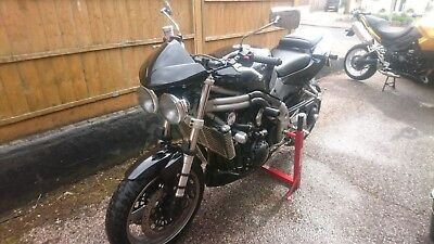 Triumph Speed Triple 955i 2003 23k Miles Vgc Lots Of Extras