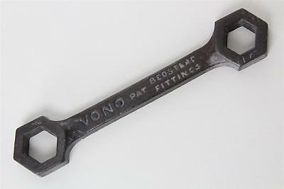 Vono Bedstead Fittings Vintage Cast Iron Bed Wrench
