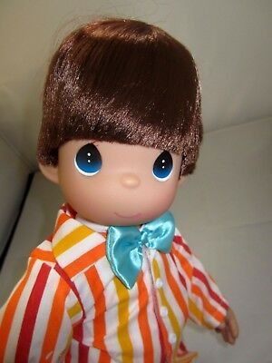 "New Precious Moments Large 18"" Mary Poppins Bert Boy Doll Disney New with Tag"
