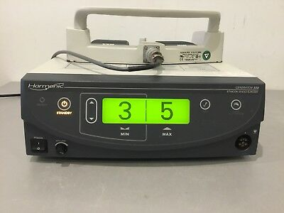 Ethicon Harmonic 300 Gen 04 electrosurgery unit with footswitch