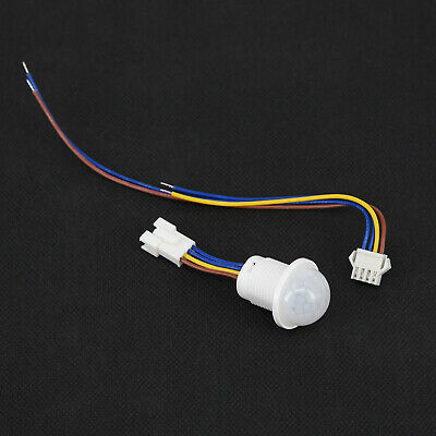 Intelligent PIR Infrared Body Motion Sensor Detector Lamp Light Switch 220V 1PC
