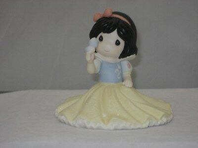 Precious Moments Life Goes A Long With With A Smile (Snow White) NIB 173093