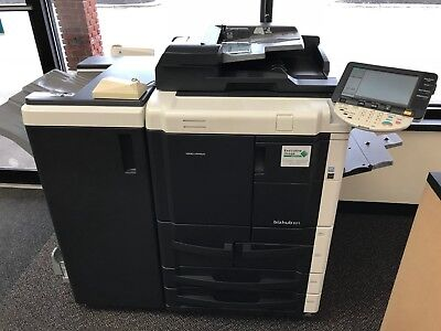 Konica Minolta Bizhub 601 - Office Copier/MFP