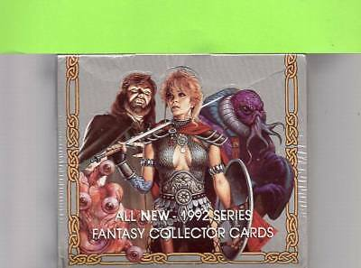 TSR All NEW - 1992 Fantasy Coll.-Cards DP= NEU & OVP