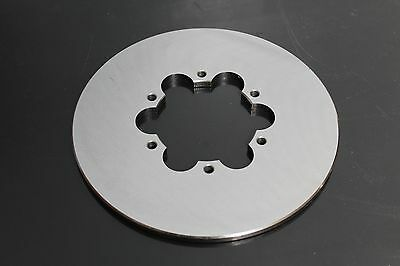 Go Kart Steel Brake Disc 200dia x 6mm thick x 76mm ID