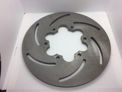 Go Kart Slotted Steel Brake Disc 8mm Thick x 200mm dia x 76mm BEST PRICE on EBAY