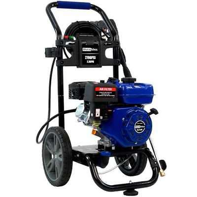 DuroMax Heavy Duty 2700 PSI 2.3 GPM 5 HP Gas Engine Pressure Washer (Open Box)