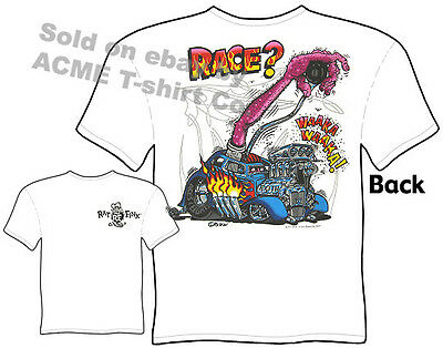 Mothers Worry Rat Fink TShirt 33 34 Ford Shirt Ed Roth 1933 1934 Hot Rod Clothes