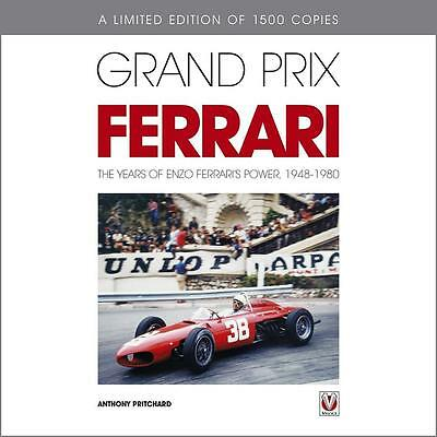 Ferrari Grand Prix (Enzo's Power 1948-1980 GP Formula Formel 1 Dino) Buch book