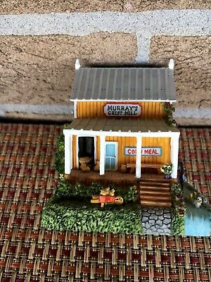 Liberty Falls Collection ~ Murrary's Grist Mill, AH210, 2000