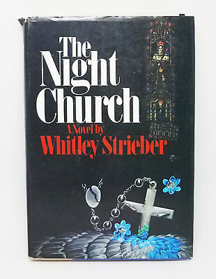 Night Church By Whitley Strieber 589 Picclick