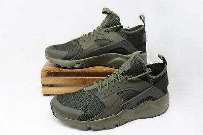 580f0de88942 Nike Air Huarache Ultra SE Running Shoe Cargo Khaki Sequoia 875841-303  Men s NEW
