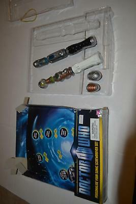 Doctor Who - Personalise your Sonic Incomplete Screwdriver Set