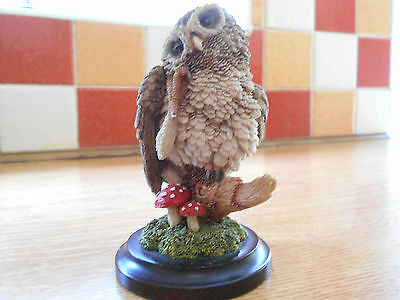 Owl on a branch By Country Artists
