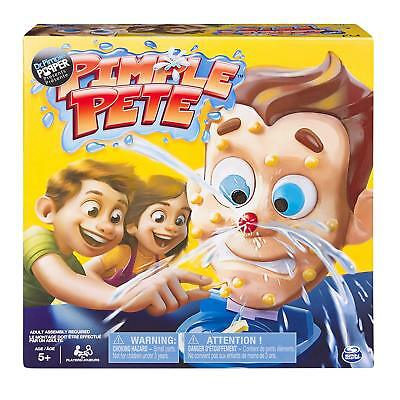Pimple Pete Popping Funny Game Mega Zit Popper Pimples Exploding Fun Toys Games