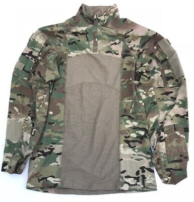 US Army OCP Multicam ACS Massif Type II Tactical Outdoor ISAF Combat shirt GR. S