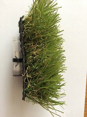 Evil Fake Grass Geocache with logbook. ( Style 1 )